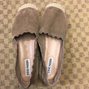 NWT Steve Madden leather flats shoes
